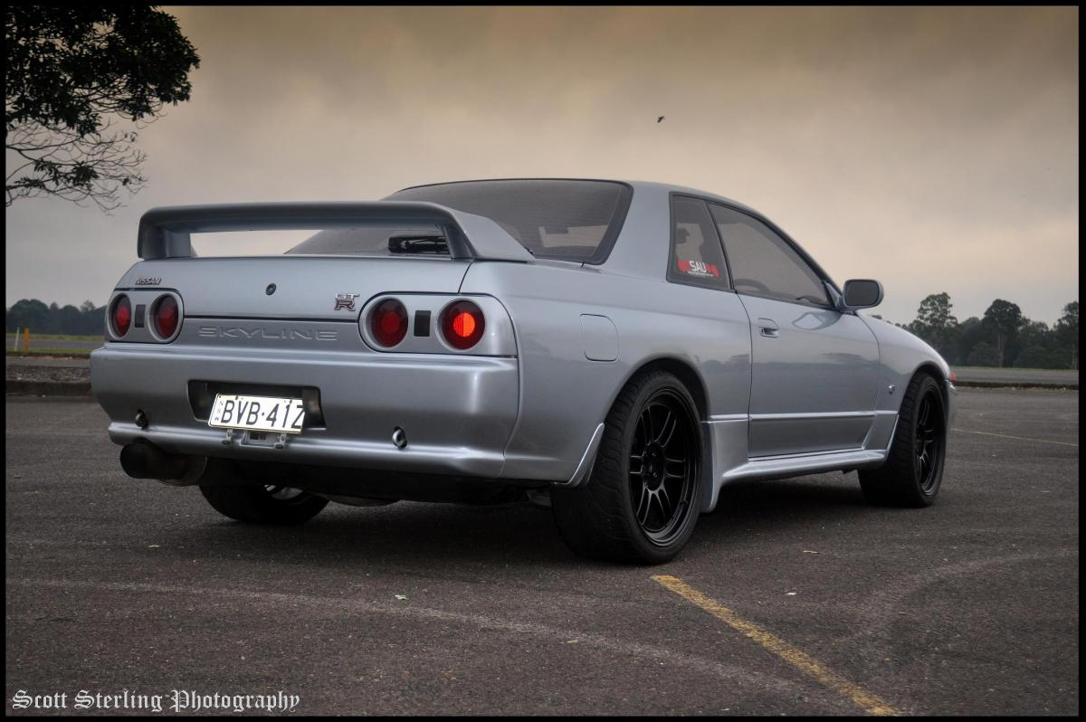 Immaculate Silver 1989 R32 Gtr For Sale Private Whole