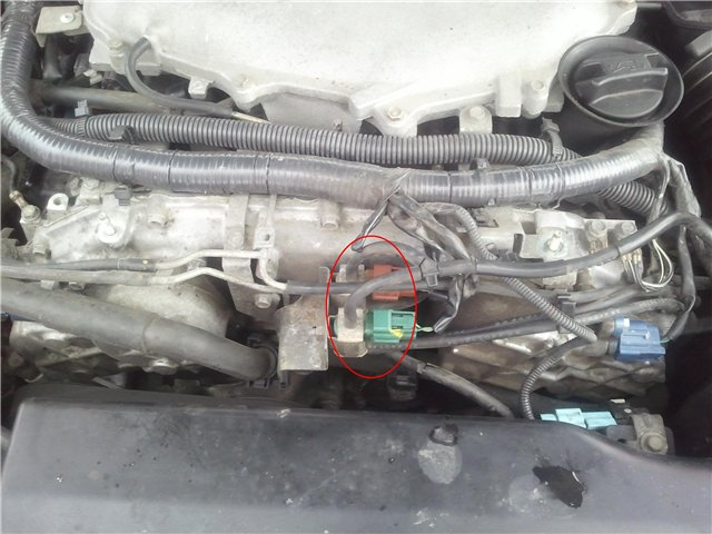 Post on nissan swirl control solenoid valve