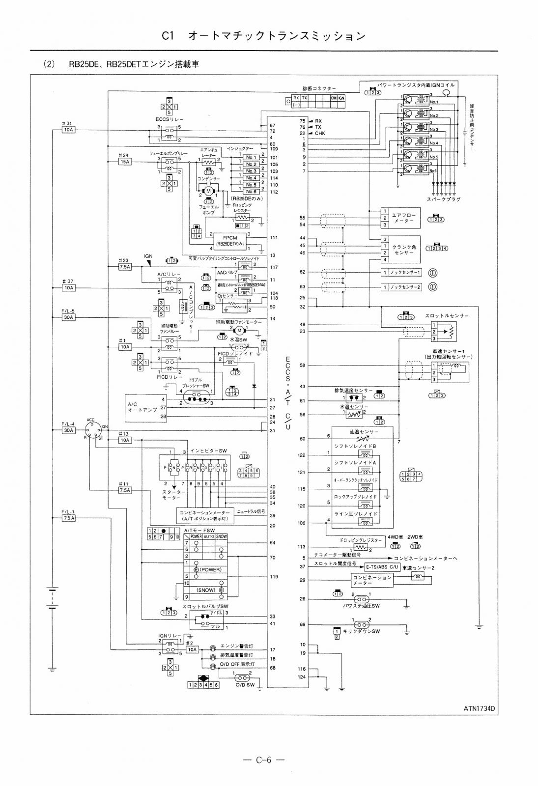 nissan titan wiring diagram free wiring diagram for nissan elgrand