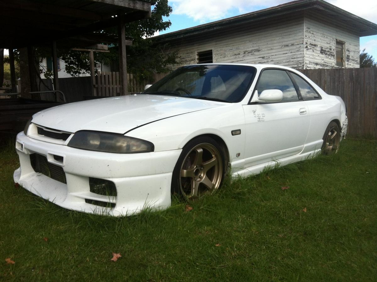 R33 Gtst Track Skid Drift Car Nsw Cheap For Sale Private Whole