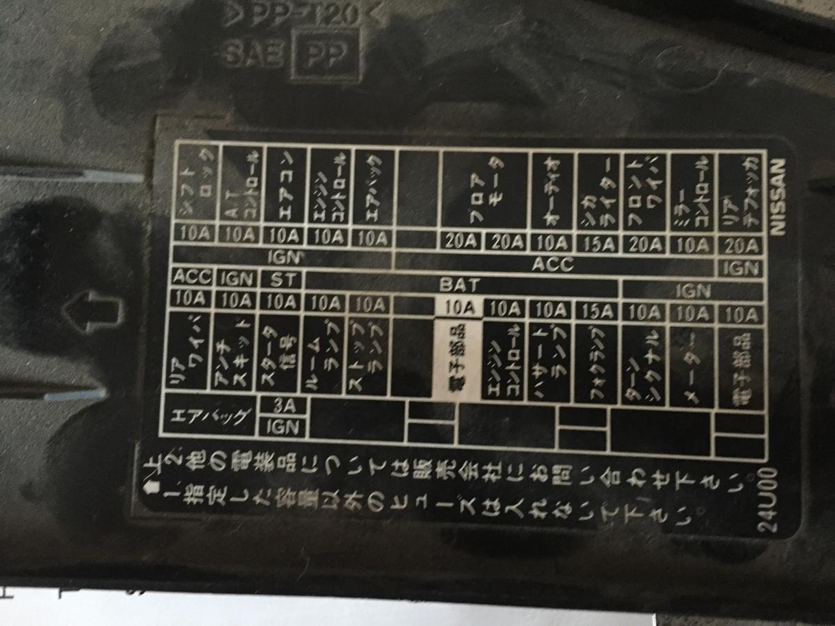 R32 Gtr Interior Fuse Box - English - Tutorials / DIY / FAQ ... R Gtst Fuse Box Translation on