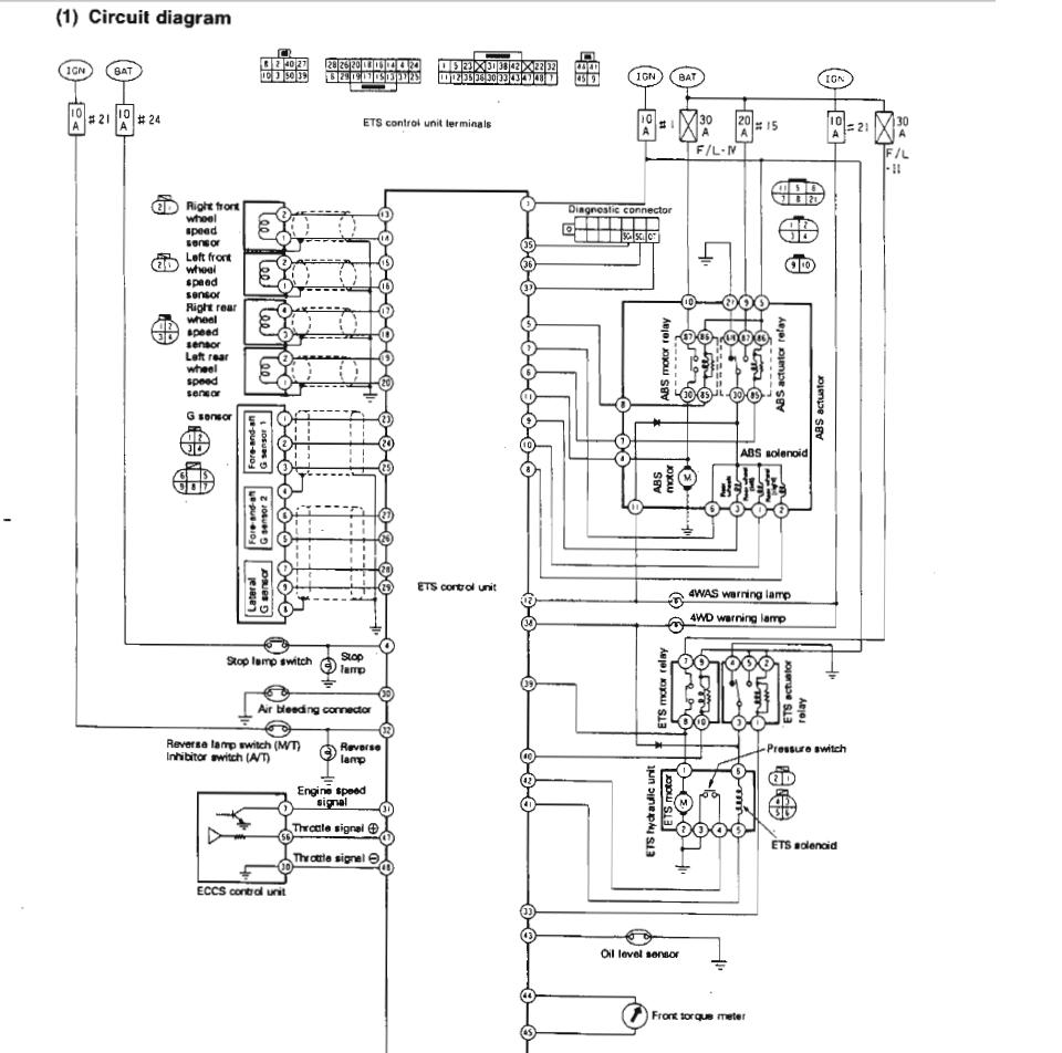 rb25det wiring diagram  diagram  auto wiring diagram