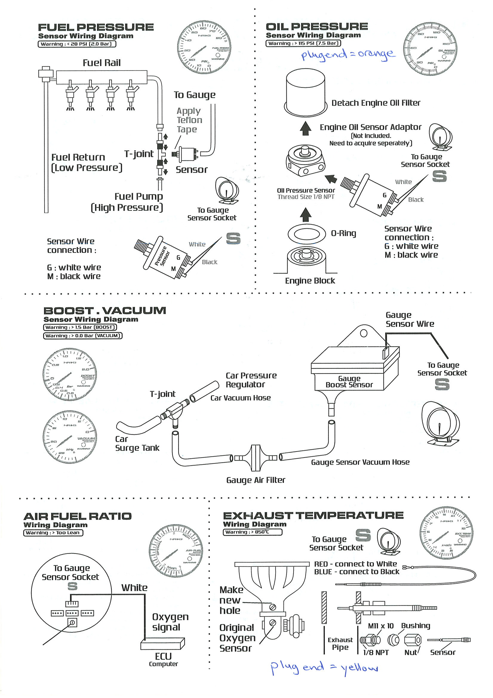 post 5748 0 46738100 1313099878 connecting a gauge!' general maintenance sau community defi tachometer wiring diagram at bayanpartner.co