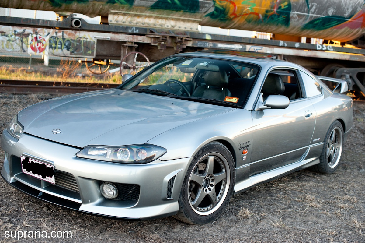 nissan 200sx s15 spec r gt - for sale (private whole cars only