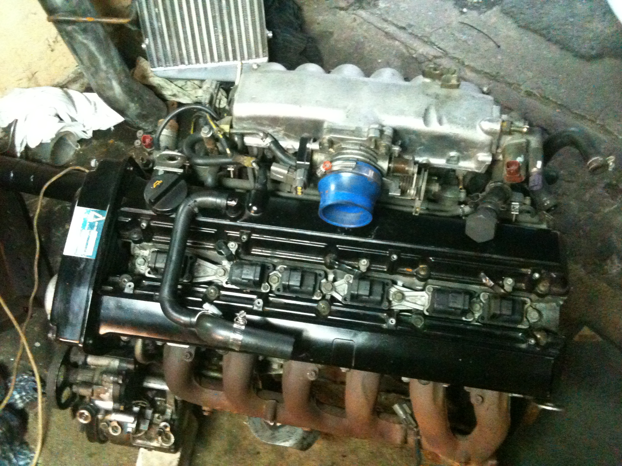 Nissan Rb25De Non Turbo Complete Engine For Sale - For Sale (Private