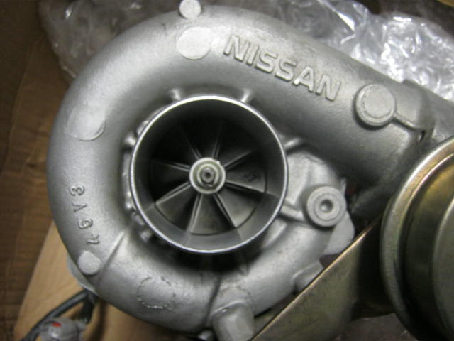 R34 Stock Turbo Inlet And Exhaust Wheel Specs - Forced