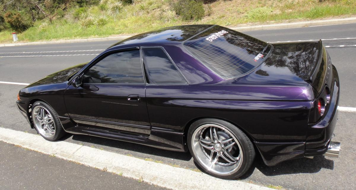 Midnight Purple R32 Gts 4 For Sale Private Whole Cars