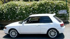 Paulines Mazda Familia GTx AWD Turbo