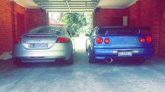 Love my garage 👌