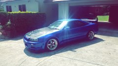 My Wide body R34 GT-T