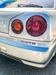 Completely stock 2001 sires 2 R34 25GT-t