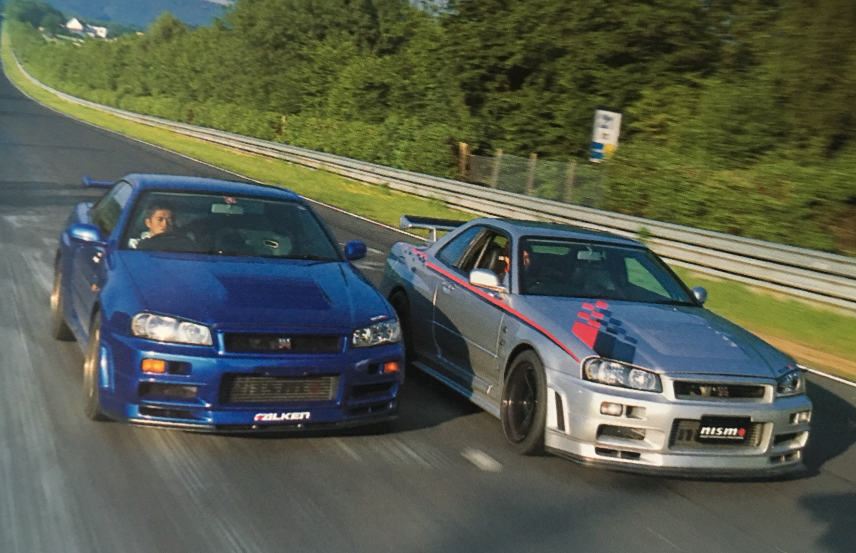 Newbie! R34 GT-R R-tune #001 owner from the netherlands - Newbie