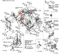 skyline r32 wiring diagram r32: removing hicas (gts-t) - tutorials / diy / faq - sau ...
