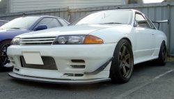 R32 Gtr Front Lip