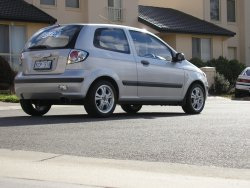 2003 Modified Hyundai Getz Must C To Believe For Sale