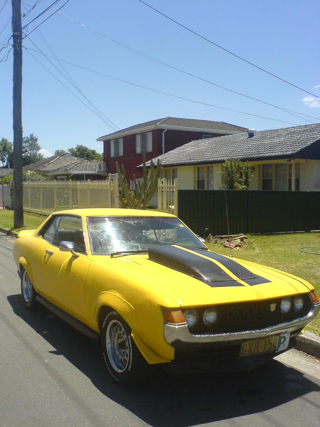 1974 Toyota Celica Ta22 For Sale Private Whole Cars