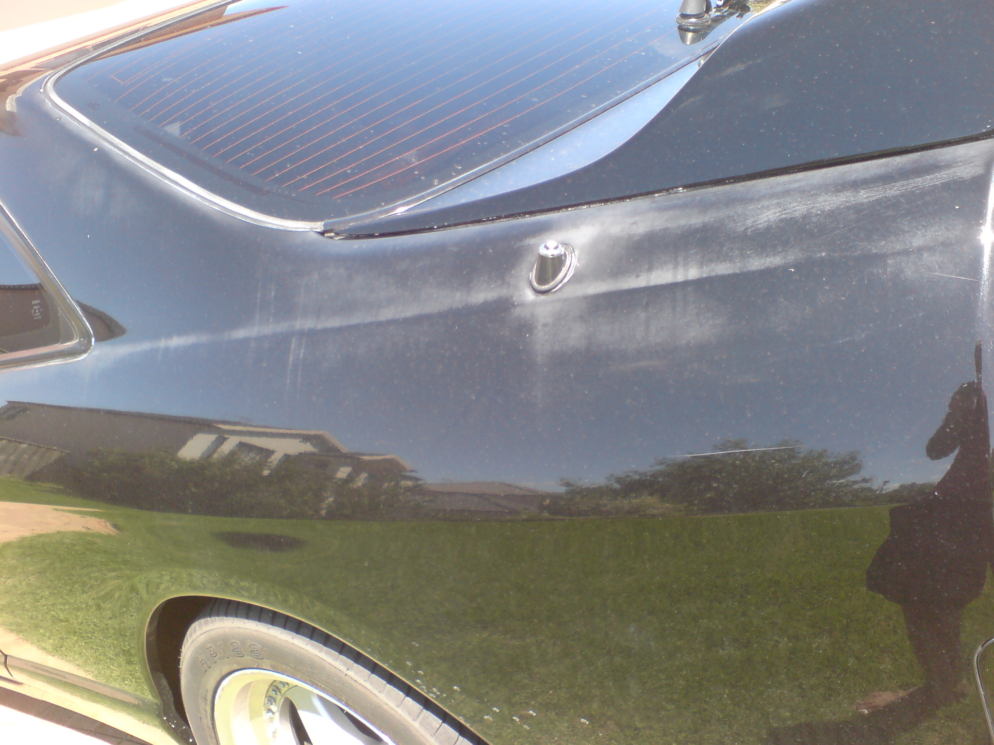 Cost To Do A Respray On My Car
