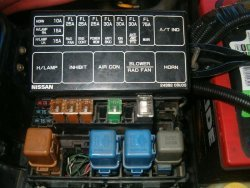r32 fuse box general wiring diagram information u2022 rh velvetfive co uk Nissan Altima Fuse Panel 2006 Nissan Frontier Fuse Box Diagram