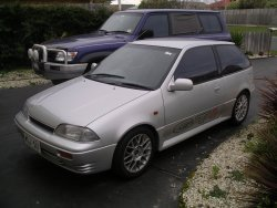 1998 suzuki swift gti for sale private whole cars only sau community. Black Bedroom Furniture Sets. Home Design Ideas