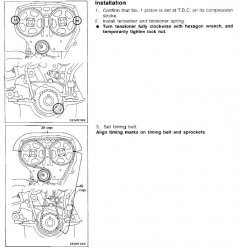 Ca18det Timing - Forced Induction Performance - SAU Community